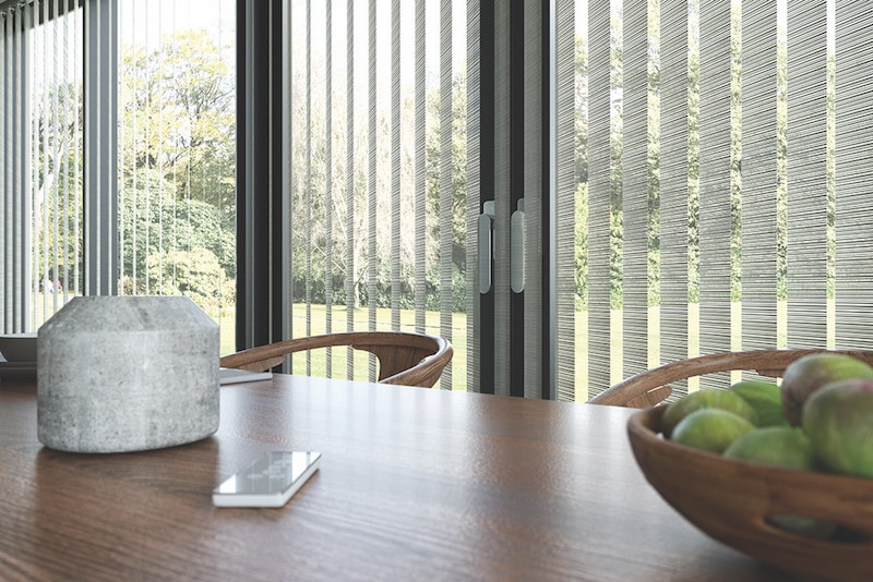 Vertical Blinds Monterey Shale Cameo