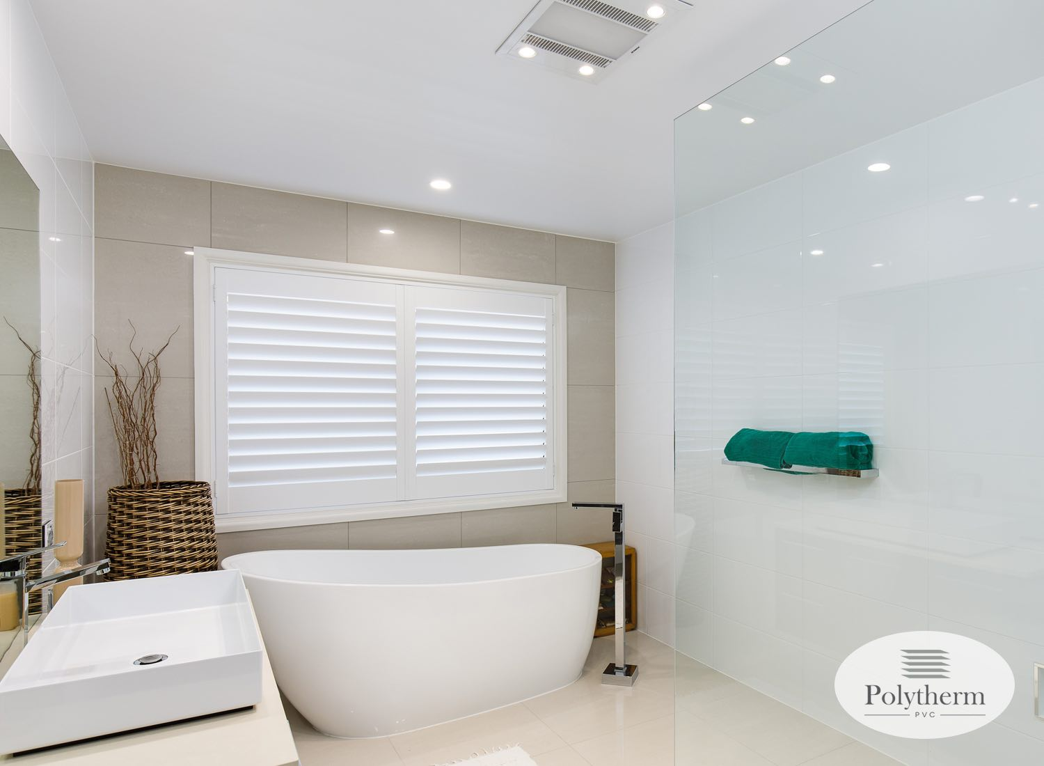 Bathroom Blinds Choosing The Best Blinds For Wet Areas
