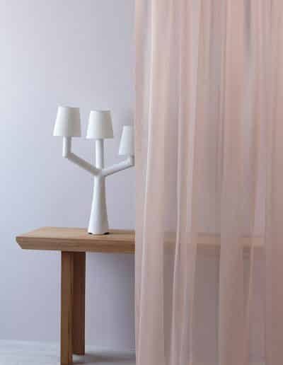 James Dunlop Mokum Fabrics Sheer Curtains | Aurora