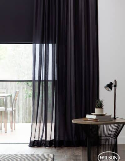 Wilson Fabrics Sheer Curtains | Aruba